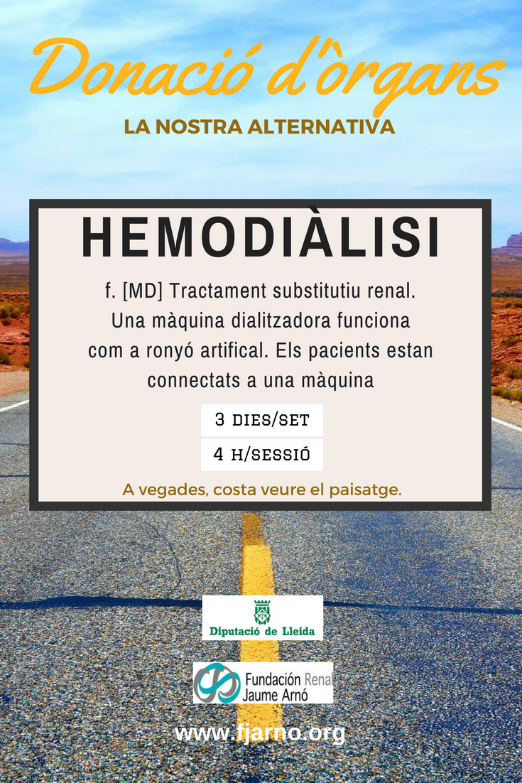 LL x D Hemodiàlisi